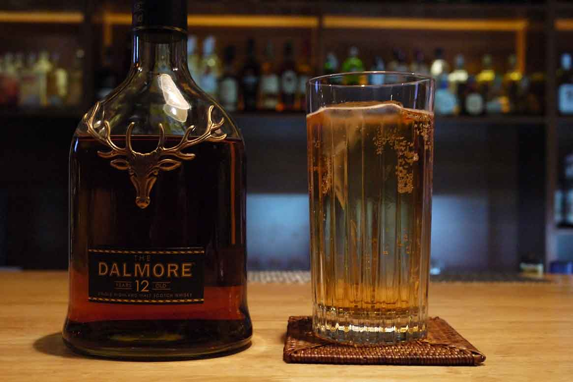 Whisky Dalmore Single Malt