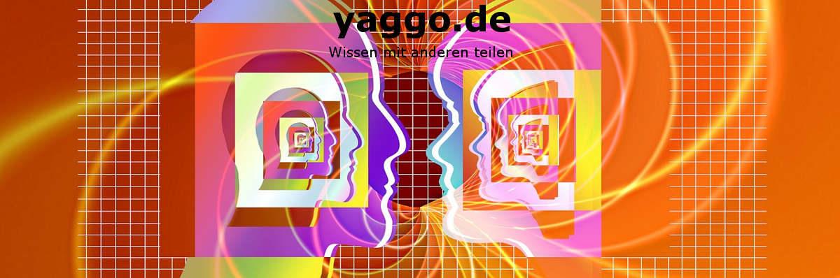 yaggo.de - Wissen mit anderen teilen